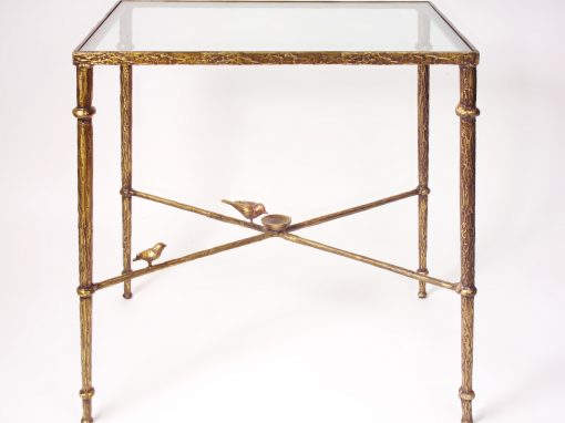 Giacometti Night Stand End Table