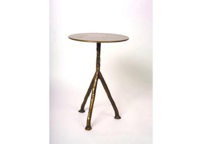 Giacometti Tripod Table