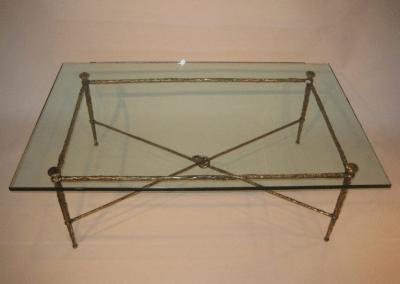 Giacometti  Bronze Coffee Table