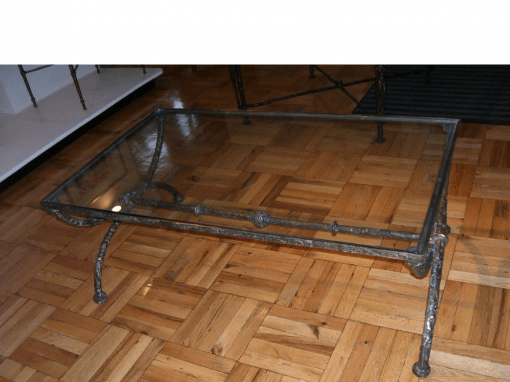 Giacometti Bronze Coffee Table
