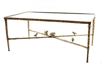 Diego Giacometti design table master