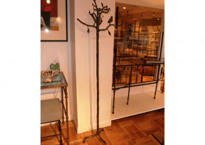 Giacometti Coat Rack Bronze