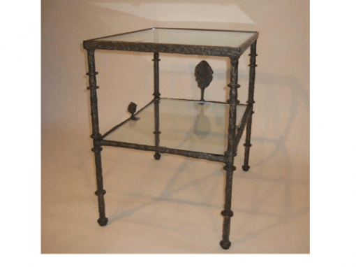Giacometti End Table Night Stand