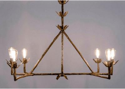 Giacometti Lamp
