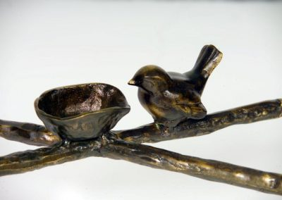 Giacometti Detail_Bird_Table_Stretcher