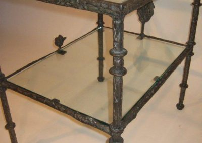 Giacometti End Table-Night Stand