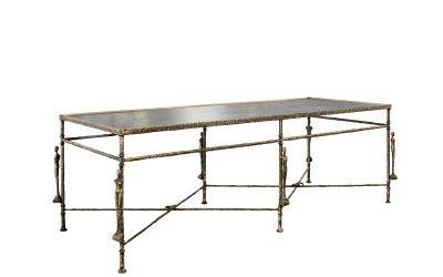 Caryatids Rectangular Table