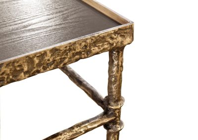 Caryatids Rectangular Table detail 3